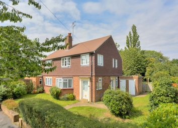 Thumbnail 2 bed flat for sale in South Close, Chiswell Green, St.Albans