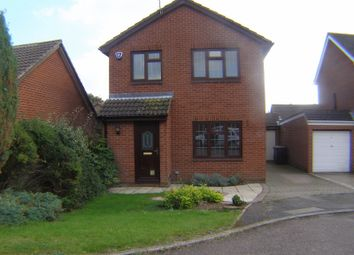 Thumbnail 4 bedroom detached house to rent in Aintree Close, Kimberley