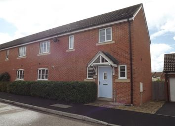 Thumbnail 3 bed semi-detached house to rent in Riverside Close, Bridgwater