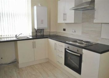 Thumbnail 1 bed flat to rent in Lawn Terrace, Rhymney, Tredegar