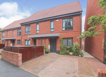 Thumbnail 3 bed semi-detached house for sale in Worthington Crescent, Cheadle, Greater Manchester