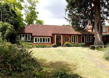 Thumbnail 4 bed detached bungalow for sale in Marryat Road, Wimbledon Village