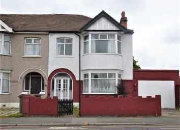 Thumbnail 4 bed end terrace house to rent in Salisbury Hall Gardens, Chingford, London