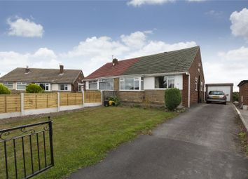 Thumbnail 2 bed semi-detached bungalow for sale in Manor Farm Drive, Soothill, Batley, West Yorkshire