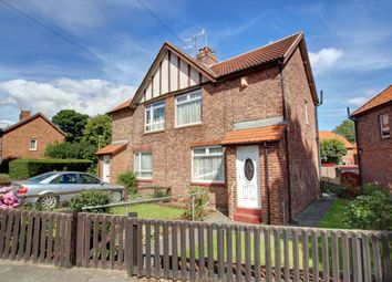 Thumbnail 2 bed semi-detached house for sale in Monksfeld, Felling, Gateshead