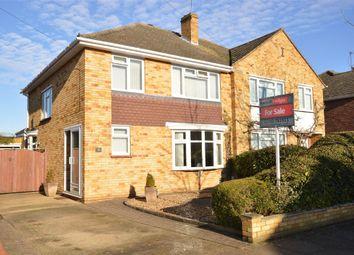 Thumbnail 3 bed semi-detached house for sale in Sunna Gardens, Lower Sunbury, Lower Sunbury