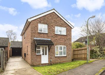 Thumbnail 4 bed detached house for sale in Norris Close, Abingdon