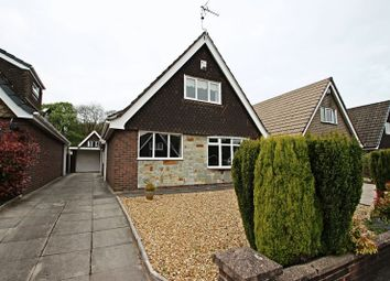 Thumbnail 3 bed detached house for sale in Shelley Close, Kidsgrove, Stoke-On-Trent