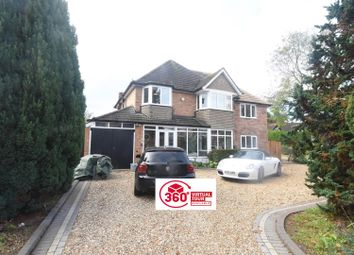 Thumbnail 5 bed detached house for sale in Chester Road, Castle Bromwich, Birmingham