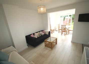 Thumbnail 1 bed semi-detached house to rent in Laburnum Road, Oxford