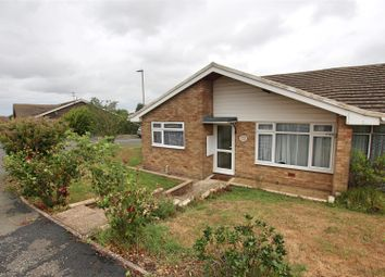 Thumbnail 3 bed semi-detached bungalow for sale in Hazelwood Avenue, Eastbourne