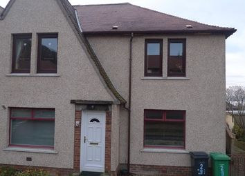 Thumbnail 2 bed flat for sale in Meldrum Crescent, Burntisland