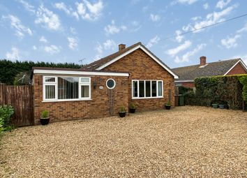 Thumbnail 4 bed detached bungalow for sale in Smeeth Road, Marshland St. James, Wisbech