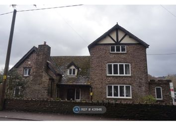 Thumbnail 5 bed detached house to rent in The Gwent Lodge, Llanvihangel Crucorney, Abergavenny
