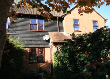 Thumbnail 2 bed terraced house to rent in Reedmace Close, Singleton, Ashford, Kent