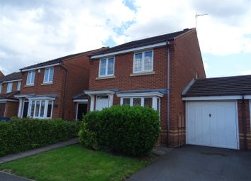 Thumbnail 3 bed link-detached house for sale in Battleflat Drive, Ellistown, Leicestershire