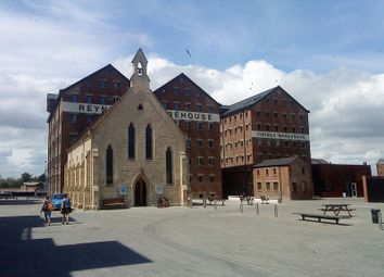 Thumbnail 2 bed flat to rent in The Docks, Gloucester