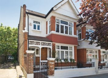 Thumbnail 3 bed terraced house for sale in Strathmore Road, London