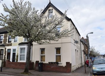 Thumbnail 1 bed flat to rent in Strathnairn Street, Roath, Cardiff
