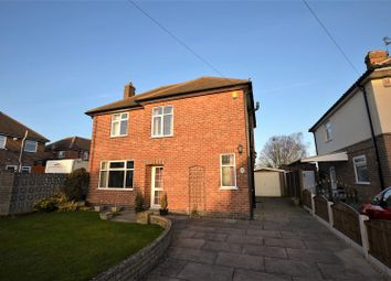 Thumbnail 3 bedroom detached house for sale in Ridgeway Avenue, Littleover, Derby