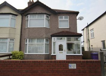 Thumbnail 3 bedroom semi-detached house for sale in Larkfield Road, Aigburth, Liverpool