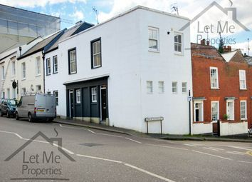 Thumbnail 2 bedroom town house to rent in Verulam Road, St.Albans