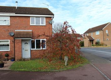 Thumbnail 2 bed semi-detached house for sale in Raedwald Drive, Bury St. Edmunds