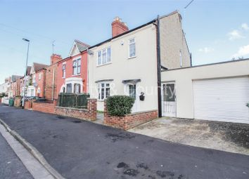 Thumbnail 4 bed semi-detached house for sale in Alexandra Road, Peterborough