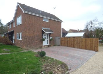 Thumbnail 3 bed semi-detached house for sale in Wheatsheaf Drive, Ware