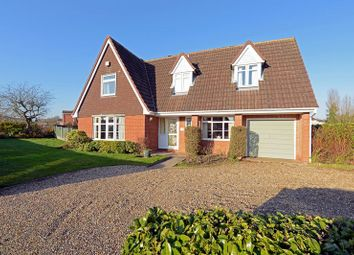 Thumbnail 4 bed detached house for sale in Wheatfield Drive, Shifnal, Shropshire.