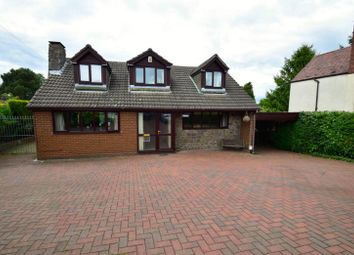Thumbnail 4 bed detached house for sale in West Road, Ketley Bank, Telford