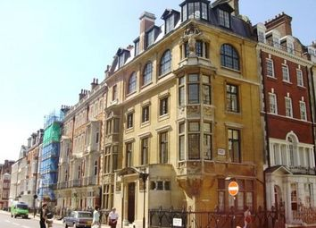 Thumbnail 4 bed flat to rent in Harley Street, Marylebone, London