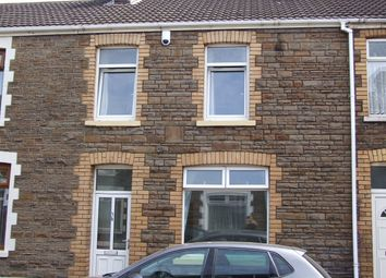 Thumbnail 3 bed terraced house for sale in Tudor Street, Port Talbot