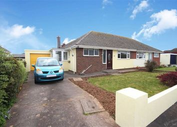 Thumbnail 2 bed semi-detached bungalow for sale in Gollands Close, Copythorne, Brixham