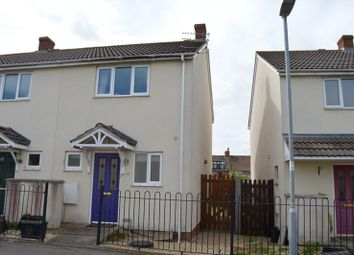 Thumbnail 2 bed end terrace house for sale in Raleigh Gardens, Burnham-On-Sea