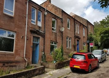 Thumbnail 1 bed flat to rent in Croftbank Crescent, Glasgow