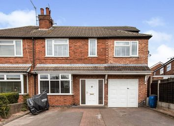 Thumbnail 5 bed semi-detached house to rent in Drayton Street, Swadlincote