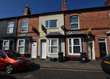 2 bed terraced house for sale in Gleave Road, Selly Oak, Birmingham B29