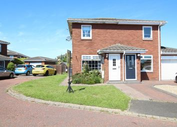 Thumbnail 2 bed semi-detached house for sale in Crudwell Close, Boldon Colliery