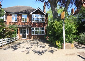 Thumbnail 4 bed semi-detached house to rent in Manorgate Road, Kingston Upon Thames