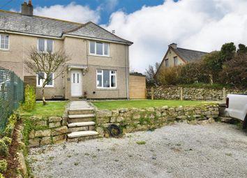Thumbnail 3 bed end terrace house for sale in Argal View, Treverva, Penryn