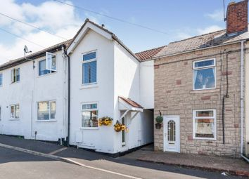 Thumbnail 2 bed end terrace house for sale in Stamford Street, Newthorpe, Nottingham