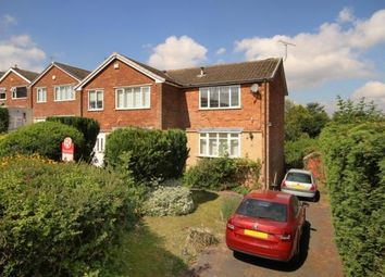 Thumbnail 4 bed detached house for sale in Hallowes Drive, Dronfield, Derbyshire