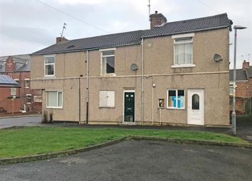 Thumbnail 2 bed end terrace house for sale in Deanery Court, Eldon Lane, Bishop Auckland