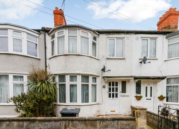 Thumbnail 3 bed terraced house for sale in Zermatt Road, Thornton Heath