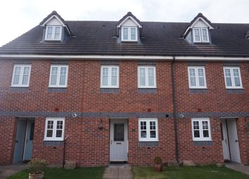 Thumbnail 3 bed town house for sale in Clyde Street, Hilton, Derby