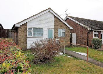 Thumbnail 2 bed detached bungalow for sale in Oakwood Close, Kirby Cross, Frinton On Sea