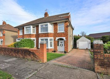4 bed semi-detached house for sale in Fairfield Road, Penarth CF64