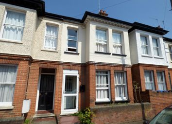 Thumbnail 3 bedroom terraced house to rent in Stoke Hall Road, Ipswich
