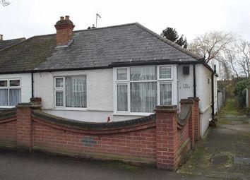 Thumbnail 2 bed semi-detached bungalow for sale in Burnham Road, London
